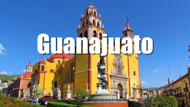 Mexico- Ciudad Guanajuato, México