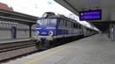 Stacja PKP Poznań Główny IC TLK KW Regio