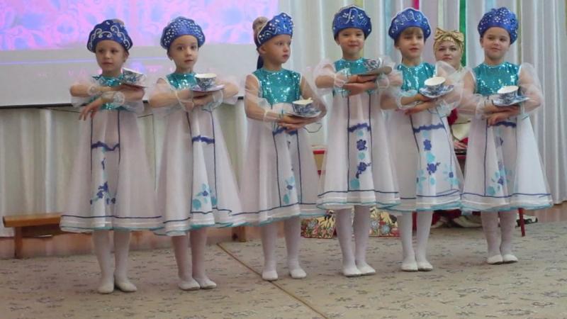 MVI 1521Мастер класс Русский сувенир в 95 детском саду г Омска