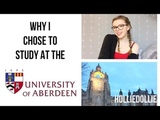 Why I Chose to Study in Aberdeen Student Vlog Unite Students