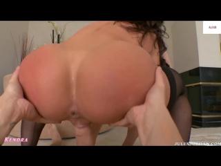 Kendra Lust VS Ava Addams - Milf Riding Battle