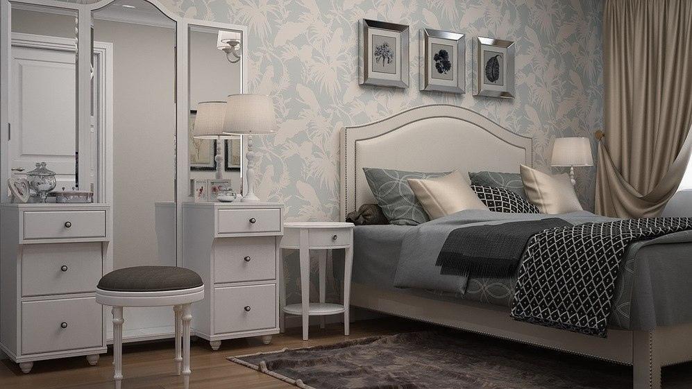 Интерьер и планировка двухкомнатной квартиры