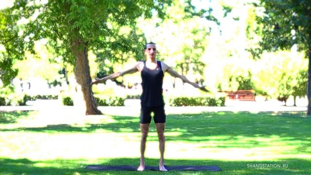 УПРАЖНЕНИЕ НА ПЛЕЧИ. Упражнение для укрепления мышц плечевого пояса и здоровья плечевых суставов