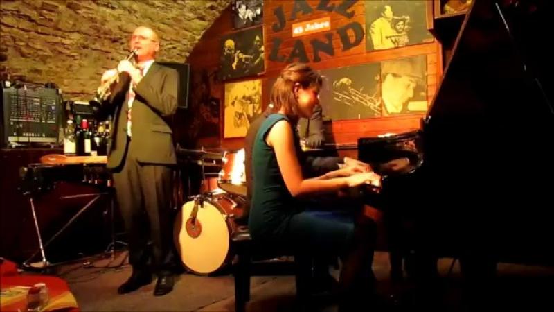 Bei mir bist du schoen Engelbert Wrobel clarinet и Stephanie Trick Paolo Alderighi piano 2016