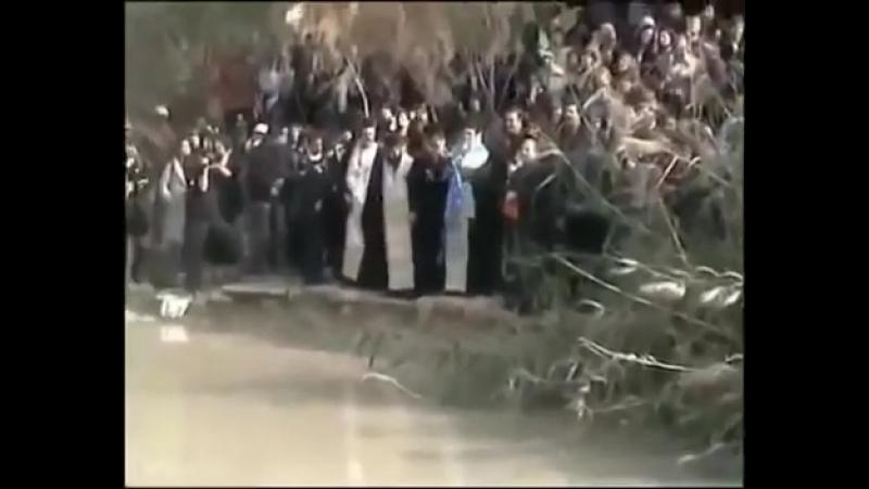 КРЕЩЕНИЕ УНИКАЛЬНОВОДА МЕНЯЕТ НАПРАВЛЕНИЕ!
