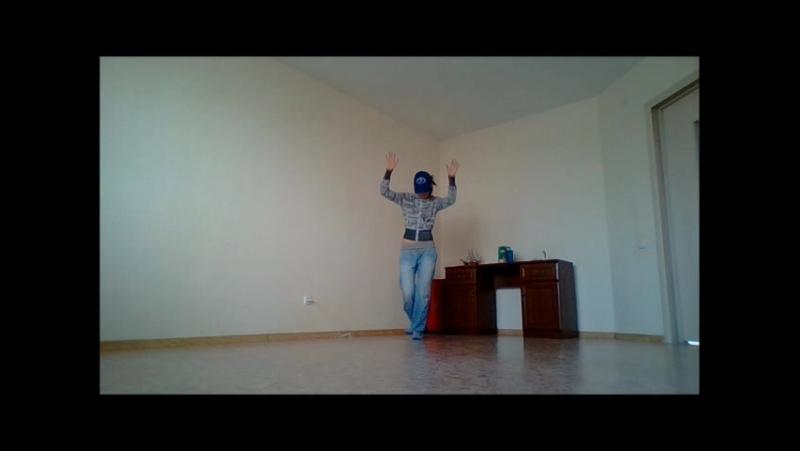 Dinara Beauty) Танцы в моем стиле) 23.01.2018 year)