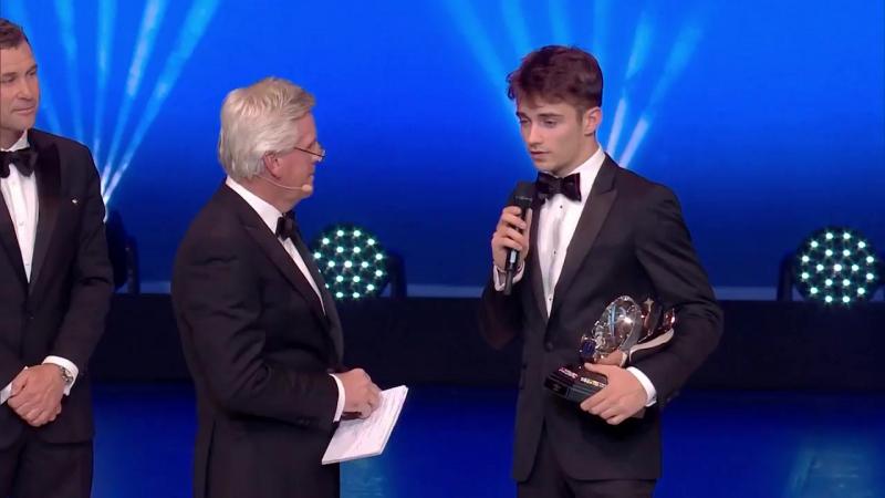 FIA Prize Giving 2017