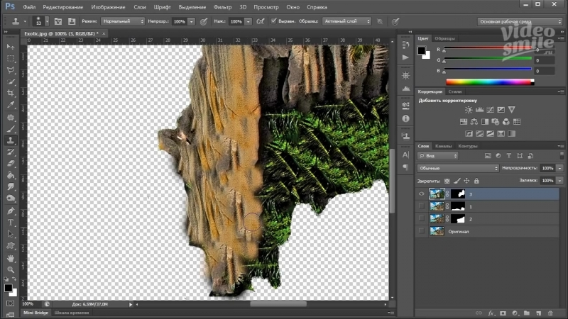 After Effects. 3D Фото. (videosmile.ru)