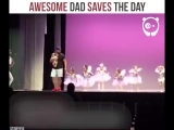 Bored Panda - Awesome dad saves the day