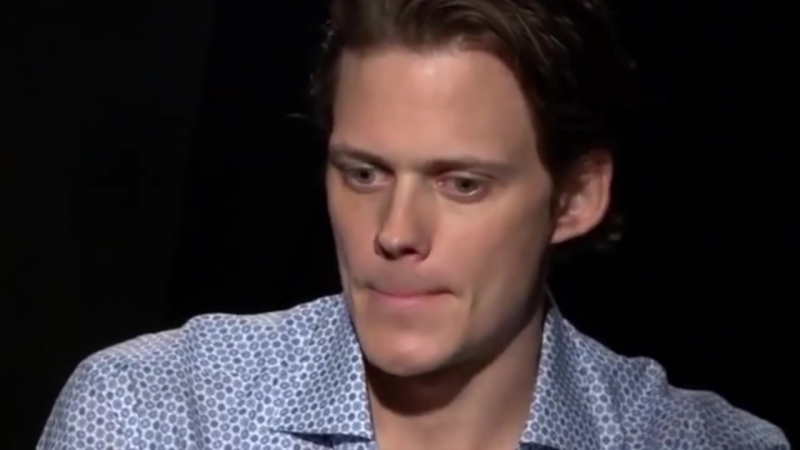 Tell me a bit about yourself   Bill Skarsgard