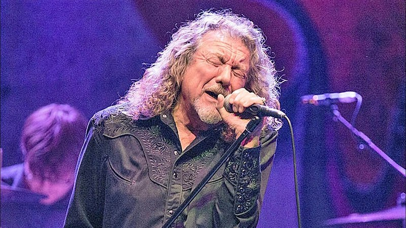 Robert Plant Best Led Zeppelin cover versions for 50th anniversary of band tribute concert 2018