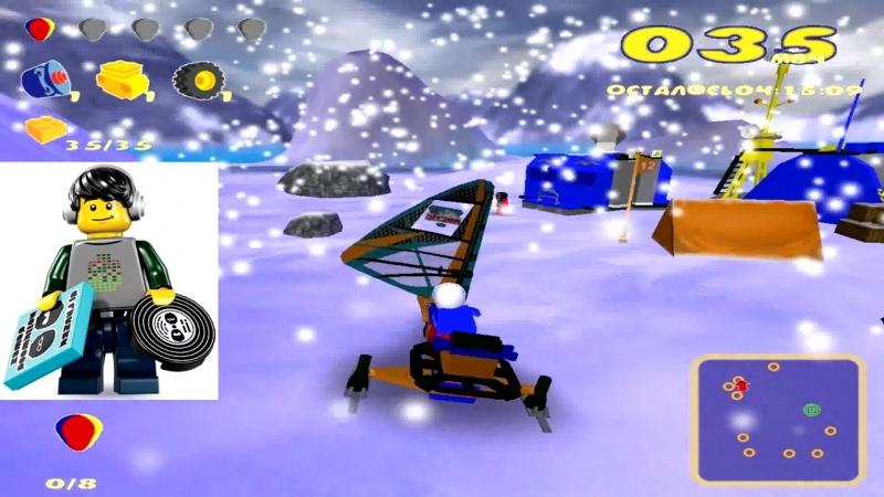 ⁄ Прохождение Lego Racers 2 ⁄ЧАСТЬ 29 ⁄ Я взлетел до небес (•ิ_•ิ)⁄ » Freewka.com - Смотреть онлайн в хорощем качестве