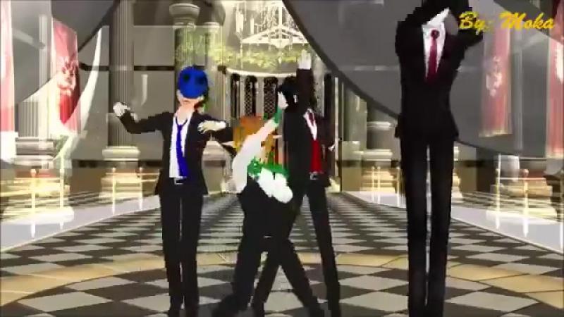 Танец крипипаста
