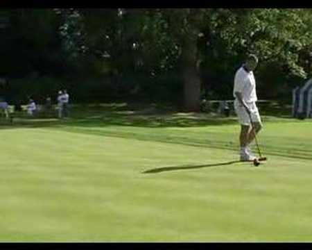 Croquet Men's Final Part 1