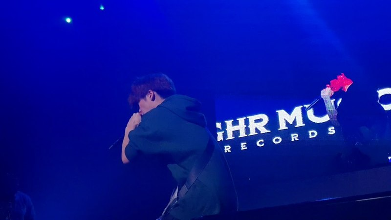 19 05 2018 pH 1 Woodie Gochild HAON 팀대표 결정전 랩 The Monster Concert 8