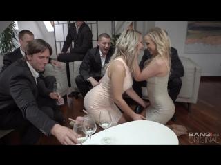 Vinna Reed, Nikki Dream [Group Sex,Lesbian,Blowjob,All sex,Anal sex,DP,DAP,New Porn 2018]