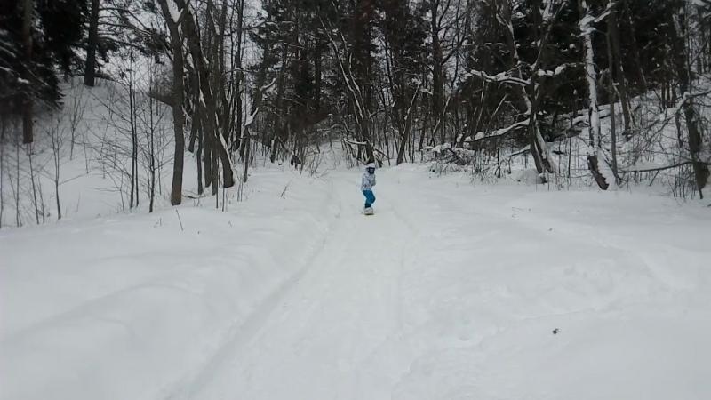 Ставим сноуборд-стойку за 2 часа_сноуборд-школа SB69.PRO