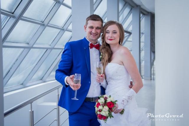 Илья и Марина - Свадебная фотопрезентация июнь 2018