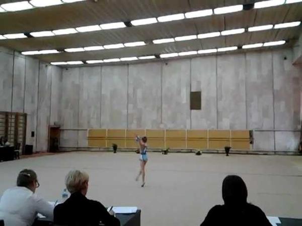 Зуй Елена 2001 г.р Мяч