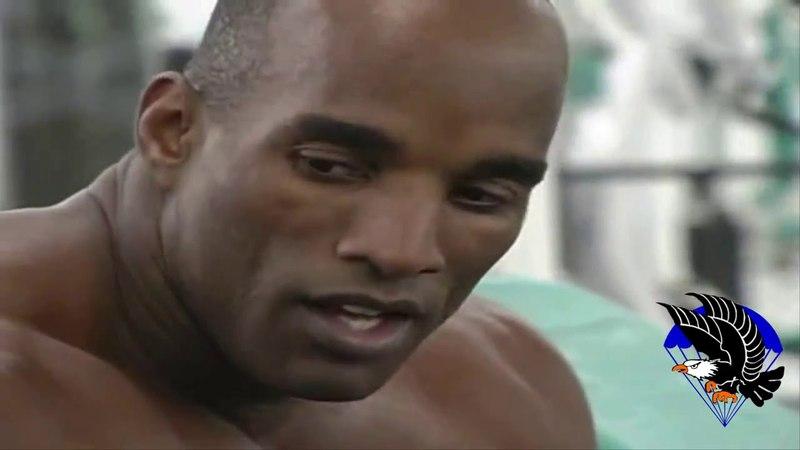 Darrem Charles Shoulders Workout For 2004 Mr Olympia