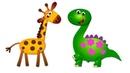 Учим алфавит с живыми буквами, АЗБУКА для детей от А до Я