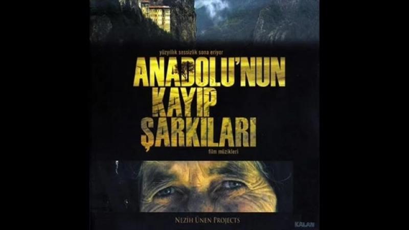 Anadolunun Kayıp Şarkıları-Kırtıl Semahı