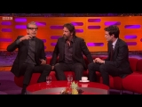 The Graham Norton Show 22x04 - Hillary Clinton, Jeff Goldblum, Gerard Butler, Jack Whitehall, Gregory Porter