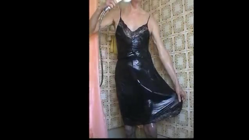Wet cross dresser 1