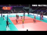 GIRL ON THE COURT ! Funny Volleyball Videos (HD)