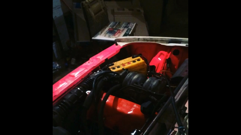 Нива мотор