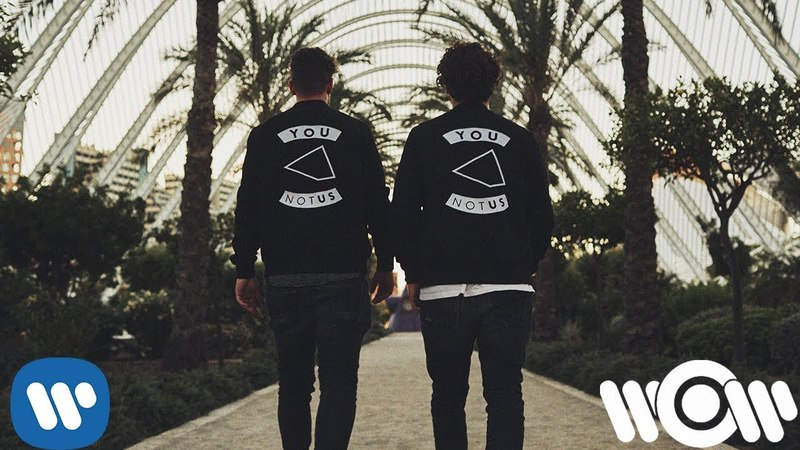 YouNoTus feat. Alexander Tidebrink - Letting go (Official lyric video)