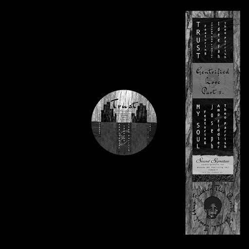 Theo Parrish альбом Gentrified Love, Pt. 3