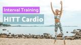Rebecca Louise - Interval Training HIIT Cardio Workout | Интервальная кардио-тренировка для среднего уровня