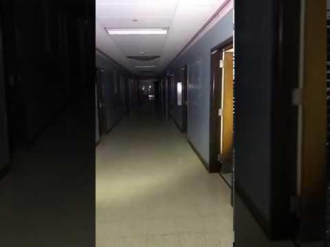 Exploring Like New Abandoned Psychiatric Hospital Alone