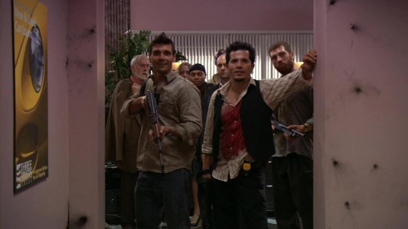 Точка убийства — 1 сезон, 6 серия. «Спасение человекообразной обезьяны» | The Kill Point | HD (720p) | 2007