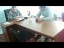 В Омской области простой сельский мужик на приеме у главы обвинил его в беспределе
