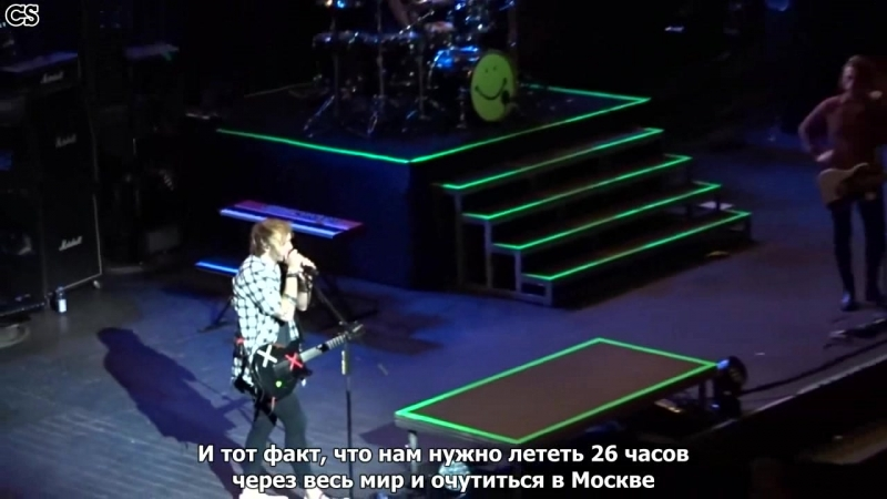 Michael Clifford talking about Moscow and fans [RusSub]