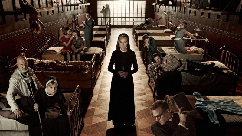 Американская история ужасов Лечебница 1 6 серии
