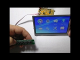 LCD Lossless Bluetooth Decoder Board DTS FLAC APE AC3 WAV MP3