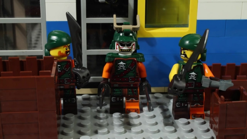 LEGO Ninjago_ Skybound - Pirate Revenge - Episode 2