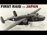 First U.S. Air Raid on Tokyo and Japan After Pearl Harbor 1942 World War 2 Newsreel
