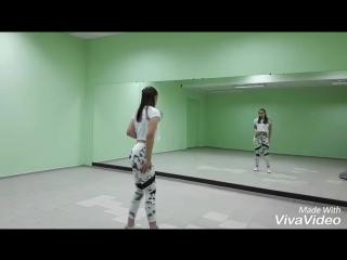 Наталья Андреева тренер dancehall