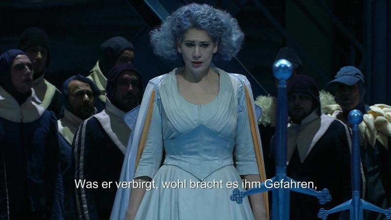 Bayreuther Festspiele 2018 - Richard Wagner: Lohengrin (Байрёйт, 25.07.2018) - Акт II