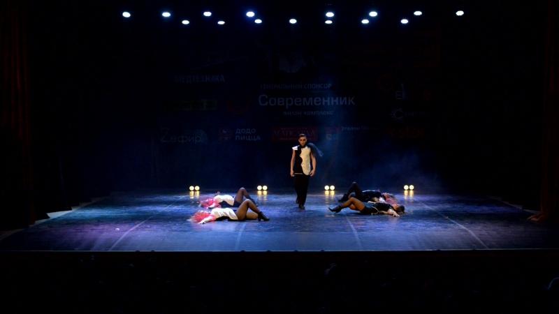 Чемпионат TOP-3 Show / Номинация Каблуки / Шоу балет Джокер