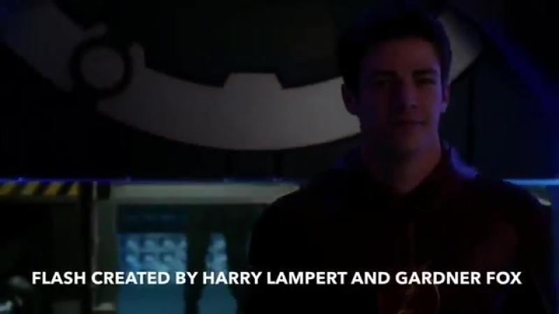 The Flash intro Smallville style