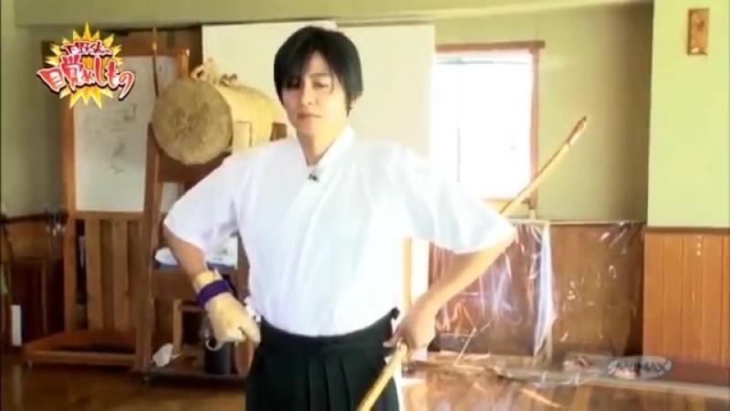 Mezame Shimono!(SIMONO HIRO・HIRAKAWA DAISUKE)