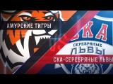 LIVE! «Амурские Тигры» - «СКА-Серебряные Львы» (23.12 – 06:00)