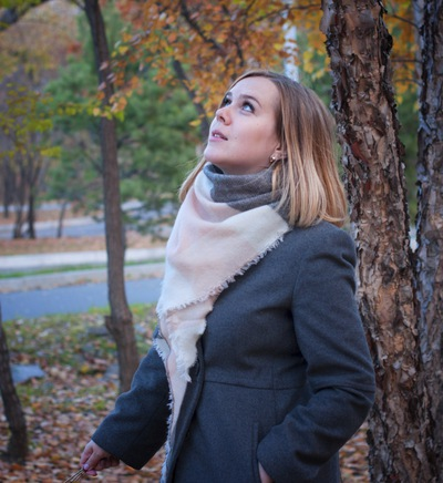 Анна Фокина