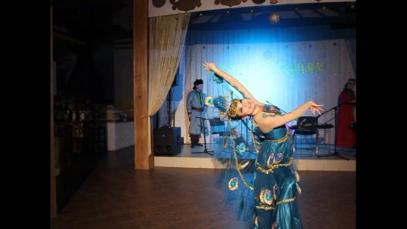 Даяна Лиджи-Гаряева. Танец павлина.
