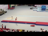 Kaden Brown USA Tumbling Sr. National Team